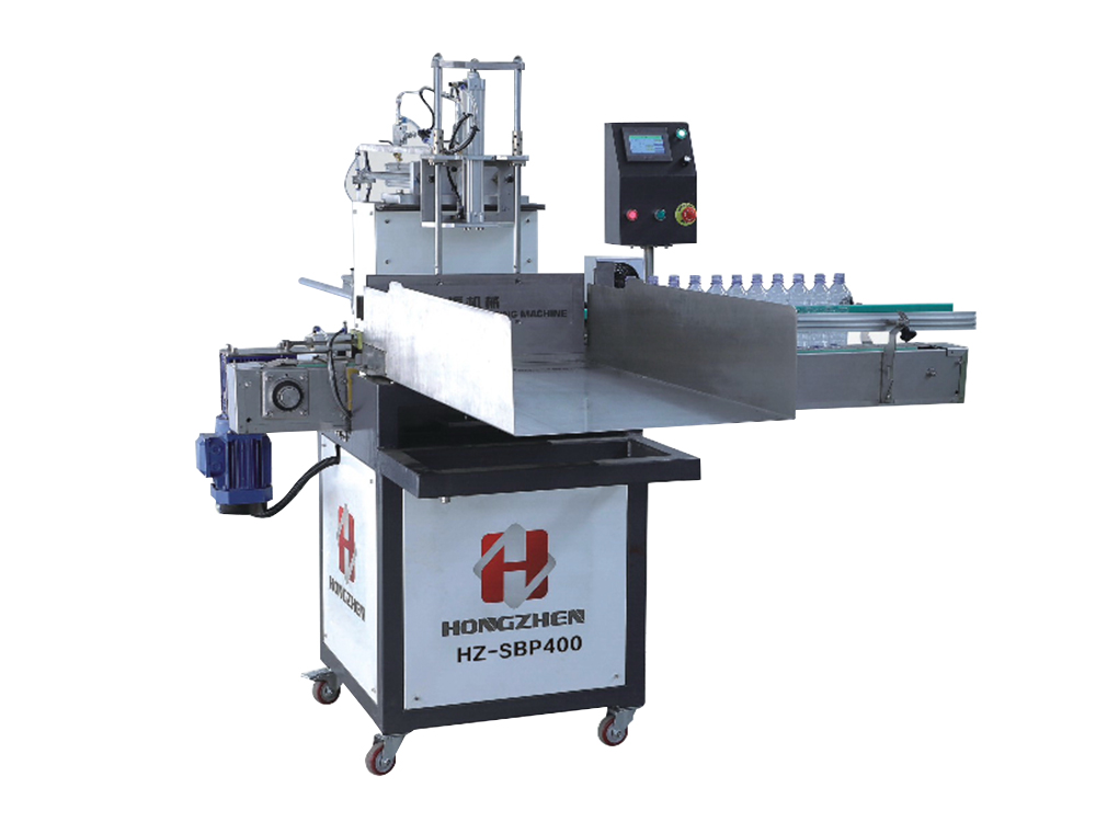 HZ-SBP400  Bottle Packing Machine